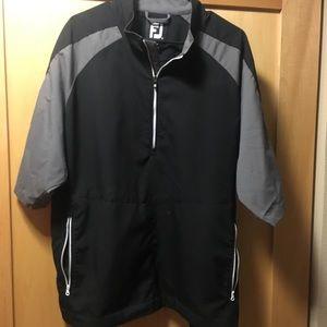 Footjoy Golf short sleeve pullover